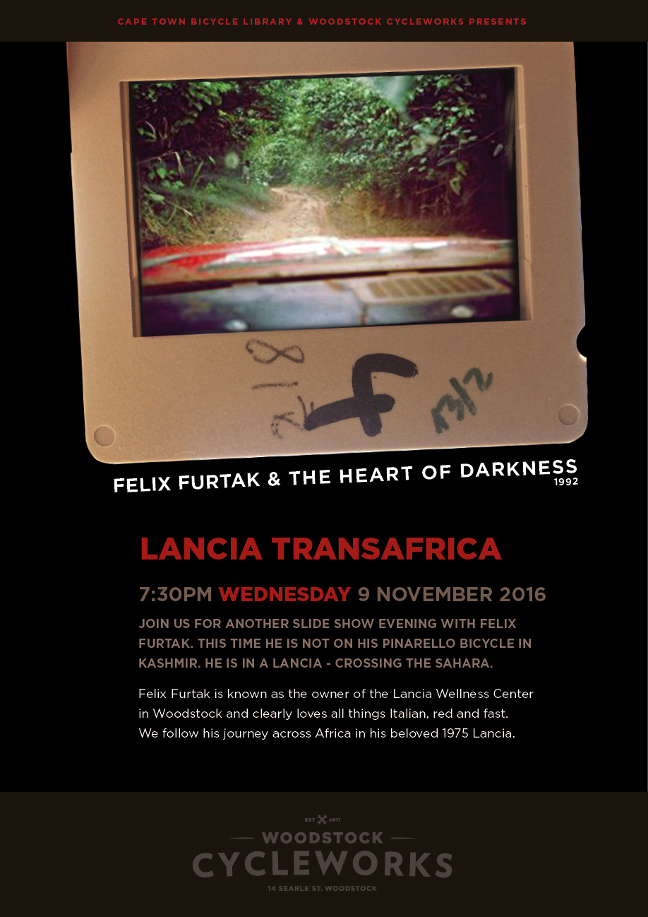 lancia transafrica: In the heart of darkness